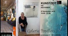 Kunstzeit mit Agi Huber - Leiblachtal erleben