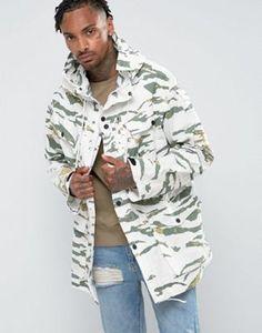Maharishi Cargo Camo Jacket