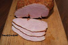 Domowy wyrób.Coś do chleba i talerza.: Szynka gotowana