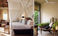 Estilo Colonial Rattan, Estilo Colonial, Relax, Outdoor Furniture, Outdoor Decor, Nice, Bed, Home Decor, Style