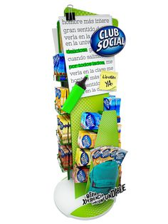 Club Social - POP by Julián Benavides at Coroflot.com