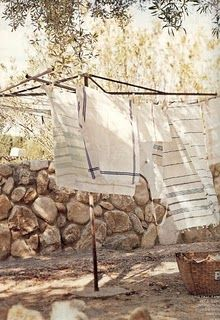 cheaper (yet pretty) clothes dryer :)