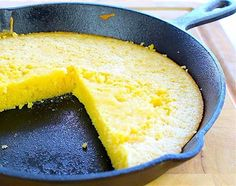 Buttermilk Corn Bread - In a Skillet. NEW VIDEO: Corn bread is an old ...