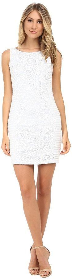 Jessica Simpson Lace Detail Dress