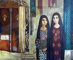 Ali Al Tajer and other Iraqi artists