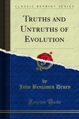 Truths and Untruths of Evolution - Free Book of the Day.  Download