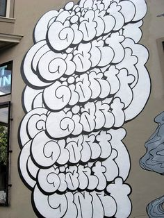 Mike Giant mural