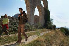 Mapa Rutas Senderismo - Morella Turismo - Página oficial de Turismo de Morella