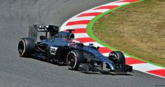 McLaren  MP4-29 / Jenson Button / GB / McLaren Mercedes