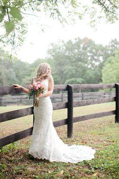 Virginia Horse Farm Wedding from Marta Locklear