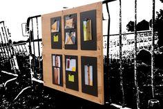 jetzt im Online-Shop von inn art dESIGN, Innovativ er #Bilderrahmen  in einer Holz-Metall Kombination zum sekundenschnellen Wechseln ihrer Lieblingsbilder ohne lästigem Demontageaufwand Setting Goals, Modern Furniture Design, Picture Frames, Metal, Timber Wood