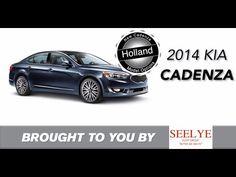 2014 Kia Cadenza Model Choices near Grand Rapids, Michigan #icarvideo