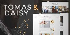 Download and review of Tomas and Daisy - A Stylish Blog for Him and Her, one of the best Themeforest Magazine & Blogs themes {Download & review at|Review and download at} {|-> }http://best-wordpress-theme.net/tomas-daisy-a-stylish-him-her-download-review/