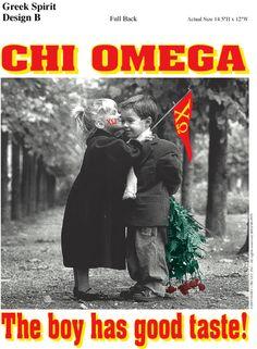 Chi Omega Couple