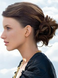Updo Hairstyle - Hair Styling Ideas for Long Hair 2012