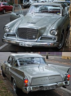 1957 - Studebaker Golden Hawk..Re-pin...Brought to you by #CarInsurance at #HouseofInsurance in Eugene, Oregon