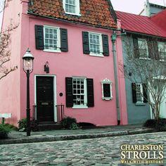 Day trip to Charleston possibilities  Charleston Strolls  - Walking