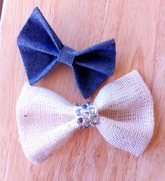 DIY bow tie @Yasmine El Moursi Montebello