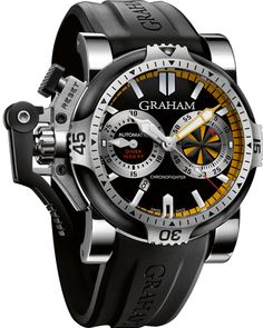 2OVEV.B15A « Oversize Diver « Chronofighter « Collection - Graham London #Watches #GrahamLondon #AttilaMéxico