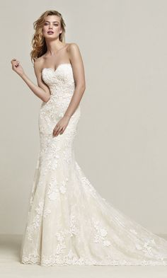 Pronovias 2018 Collection DRESINE