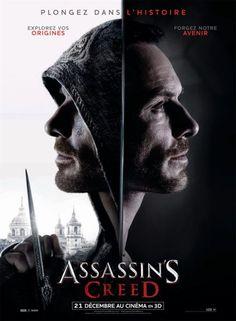 Assassin's Creed Le Film sort aujourd'hui et visiblement Patrice Steibel n'y a pas été sensible. Explications!