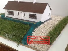 Construction Studies Student House, Best Model, Model Homes, Scale Models, Diorama, Project Ideas, Woodworking Projects, Study, Construction