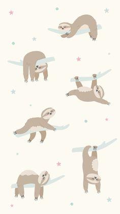 Sloth wallpaper/2