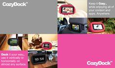 www.cozydock.com Smartphone, App, Apps