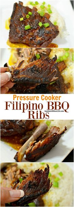 This delicious fall off the bone Filipino BBQ Ribs recipe is to die for, it is beloved in my home and my kids can't get enough of it.