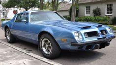 Formula For Fun: 1975 Pontiac Firebird - http://barnfinds.com/1975-pontiac-firebird-formula/