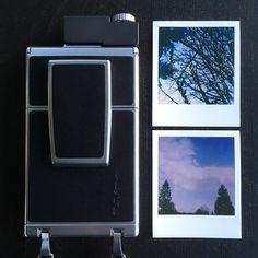 Polaroid SLR670-S