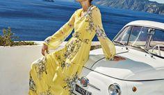Weil wir keine Lust mehr haben auf Schmuddelwetter und dicke Klamotten, zeigen wir euch schon jetzt die Top 5 Kleider-Trends 2018 - da kommen Frühlingsgefühle auf!Kleider-Trend Nr...
