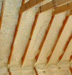 How to install spray foam insulation diy my research pinterest weighing the merits of spray foam insulation a homeowner gets conflicting advice on how to insulate solutioingenieria Images