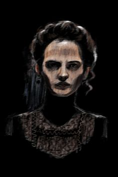 penny dreadful - vanessa ives by robotkingdom on DeviantArt