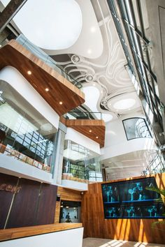 Inside Tencent's New Guangzhou Campus / M Moser Associates