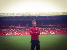 Welcome to Old Trafford!