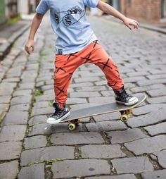 Australian brand Bandit Kids 'X Marks the Spot' SS14/15 collection   KID