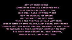 drunk in love lyrics - YouTube