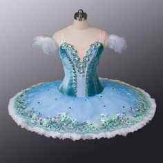 """Florina...oh how I would've loved to wear this when i danced """"Bluebird""""!!!"""