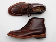 ALDEN, ANATOMICAANATOMICA Alden Indy Boots