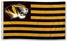 Mizzou Tiger Nation Flag    I have to have this!!!!!!!!!!!