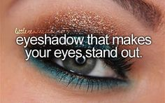 Eyeshadows That Makes Your Eyes Stand Out