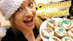 Vegan Christmas Cookies (Vegan Sugar Cookies)