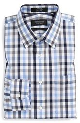 Nordstrom Trim Fit Non-Iron Check Dress Shirt (Online Only)