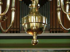 Steilmann Orgel in der evangelischen Kirche in Suderwick