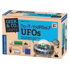 Do-it-yourself UFO