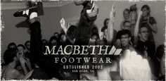 Macbeth Footwear. How does the name help to define this brand?