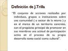DEFINICIÓN DE ANIMACIÓN SOCIOCULTURAL.