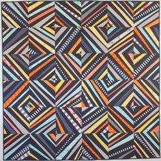 Modern Quilt // Christa Quilts!