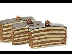 YouTube Romanian Desserts, Romanian Food, Romanian Recipes, Food Cakes, Cupcake Cakes, Dessert Cake Recipes, Russian Recipes, Homemade Cakes, Eat Cake